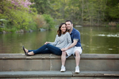 Best Central Park NYC Engagement Photographer