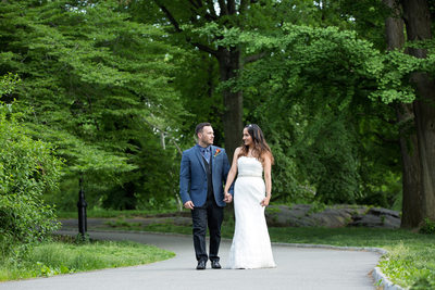 Central Park Wedding Photography