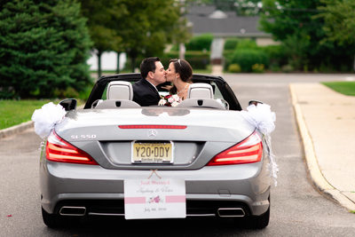 Just Married Photos In Long Island