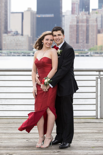 Best NY Prom Photographer