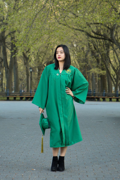 Central Park Graduation Photos
