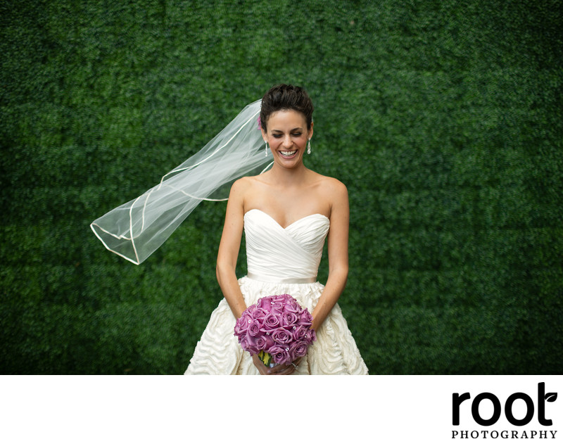 Bridal portrait at W Hotel Fort Lauderdale