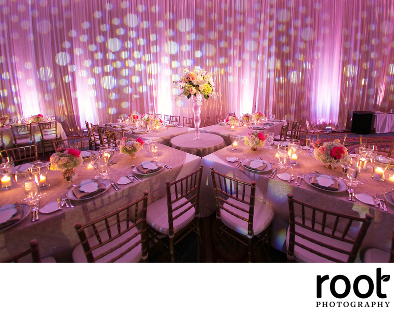 Ritz-Carlton Orlando Wedding Reception