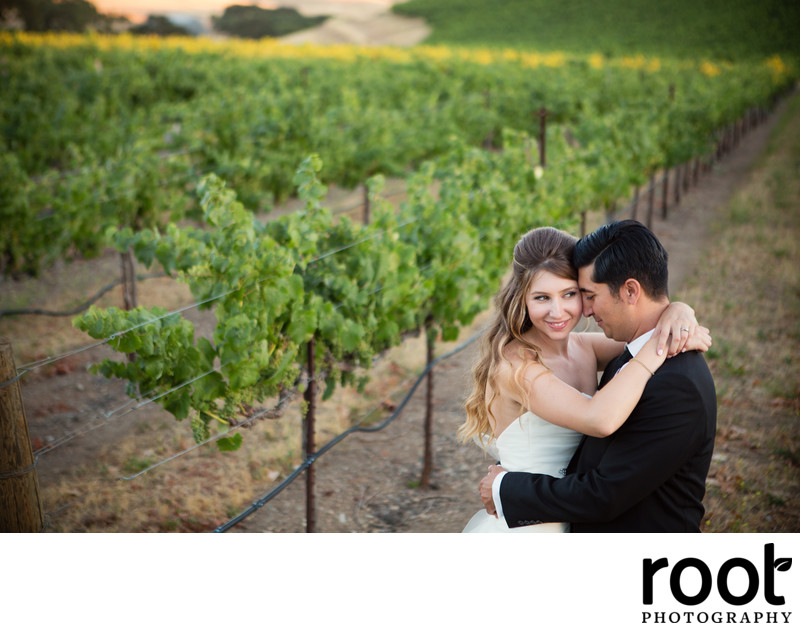 Murrieta's Well Vineyard Wedding Photographer