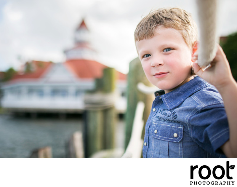 Grand Floridian Family Session