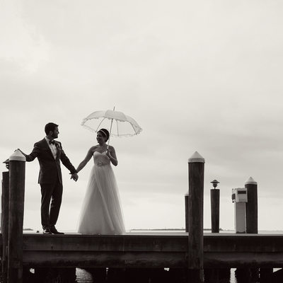Tarpon Lodge Wedding Photos