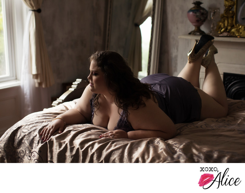plus sized boudoir studio all women welcome st louis