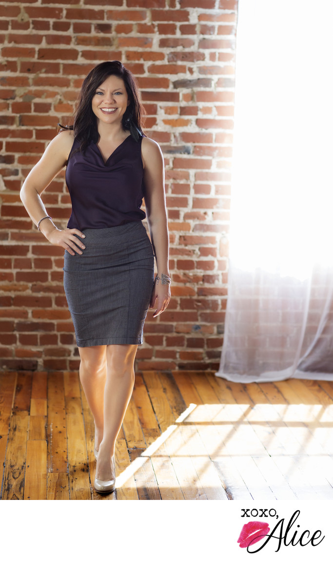 business woman approachable business marketing photos