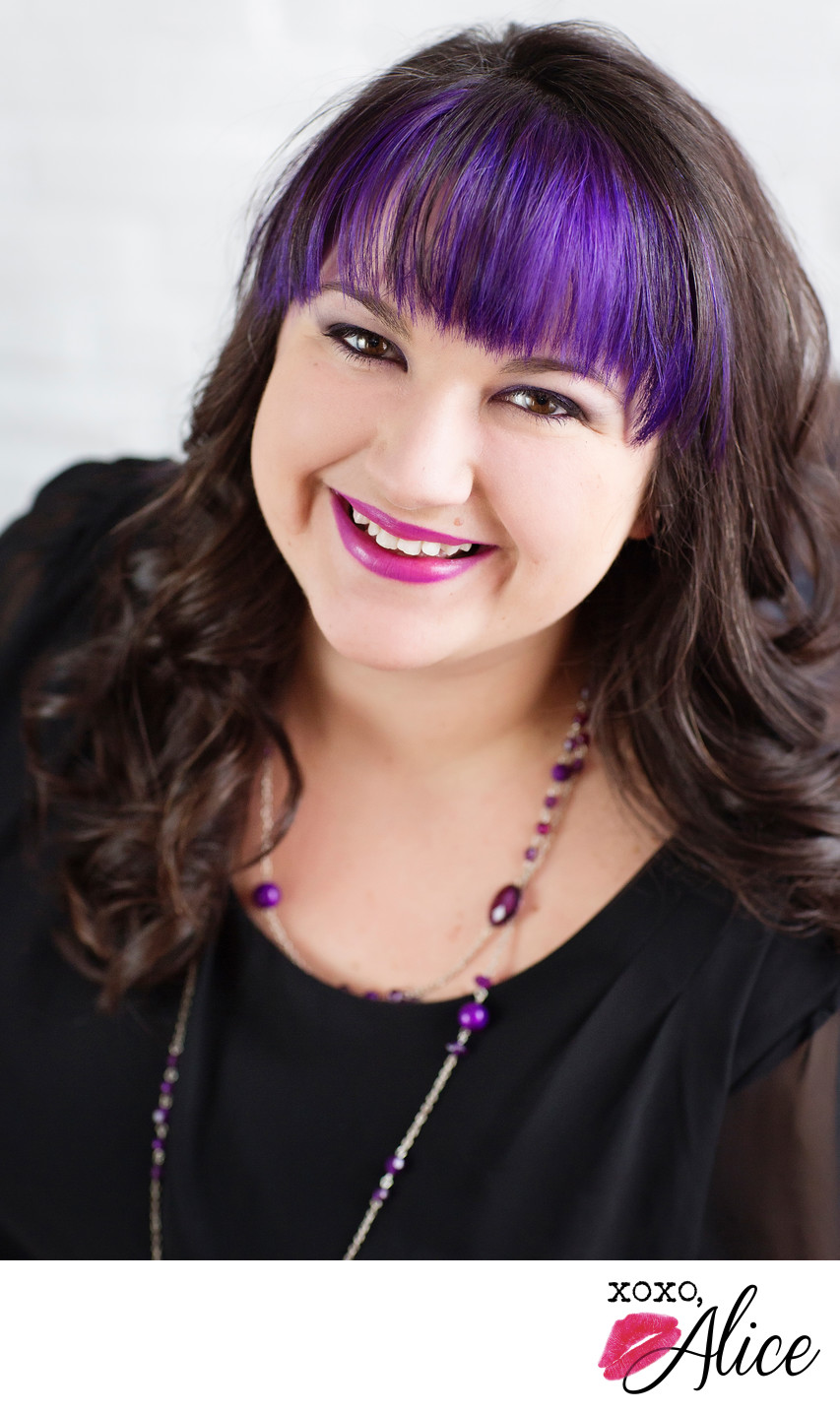 hairstylist headshots for pros xoxo alice st louis