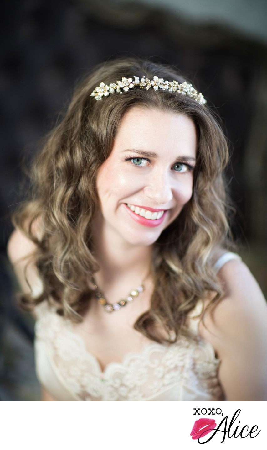 Wear Your Bridal Jewelry in Your Boudoir Session