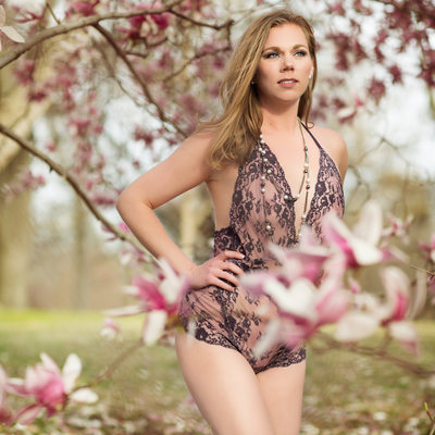 best outdoor boudoir in st louis magnolias missouri