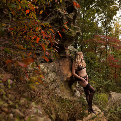 sexy in nature with xoxo alice fall leaves and colors