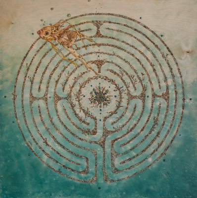 Water Labyrinth 1
