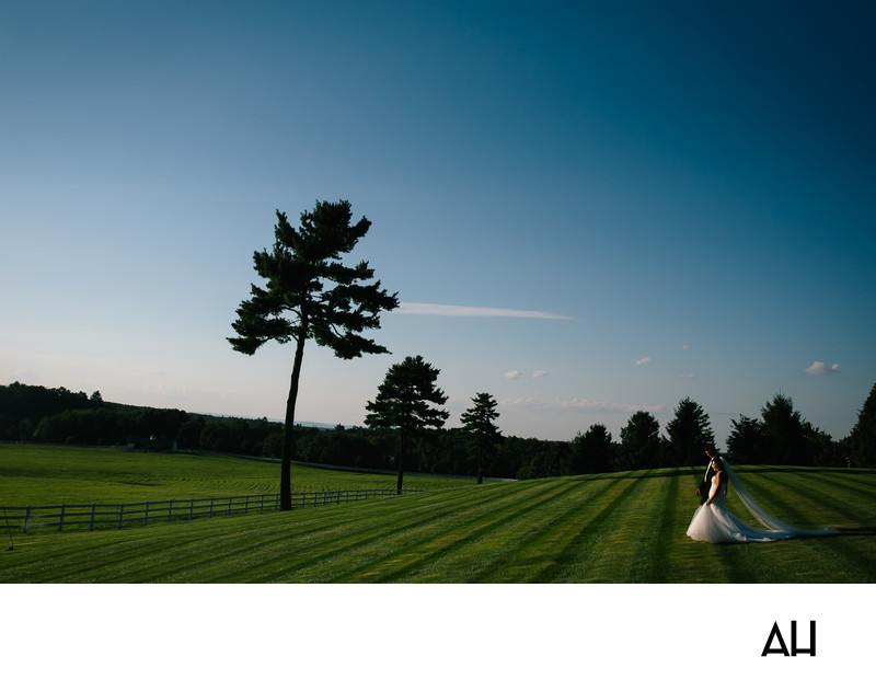 Private Estate Wedding in CT