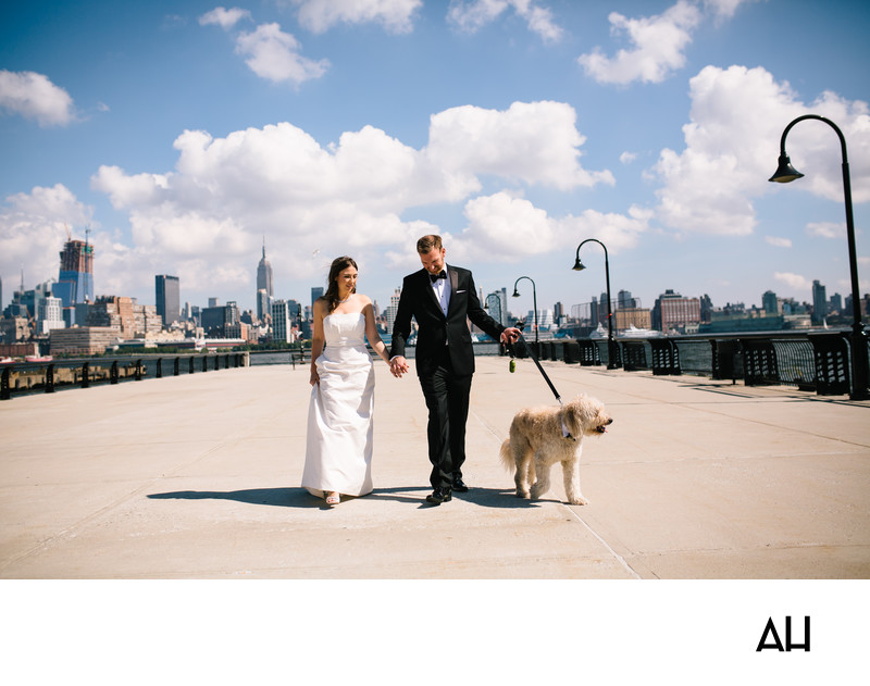 Hoboken Wedding Photographer