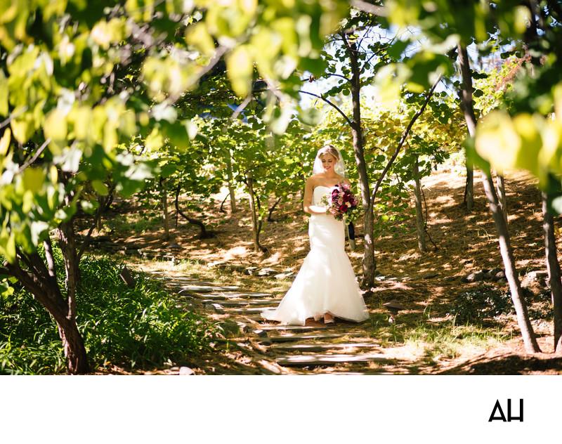 Buttermilk Falls Inn And Spa Wedding