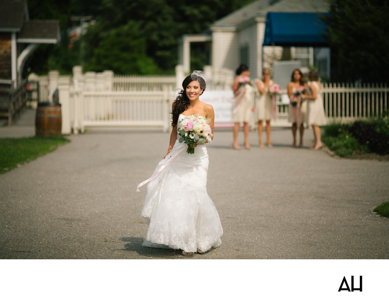 Mystic Seaport Wedding Photographers