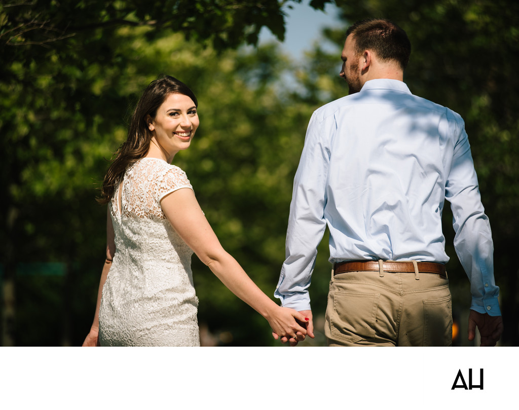 Best Engagement Photographer in Hoboken