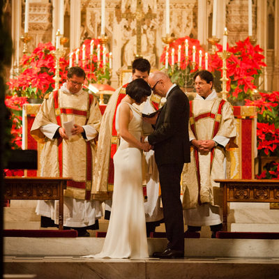 Christ Church Wedding Pictures