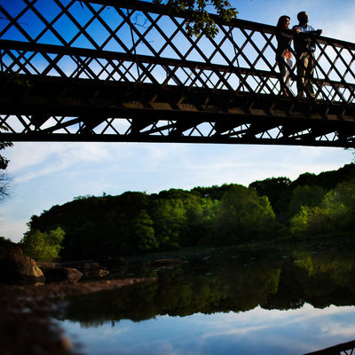 Engagement Photos in Hudson Valley New York