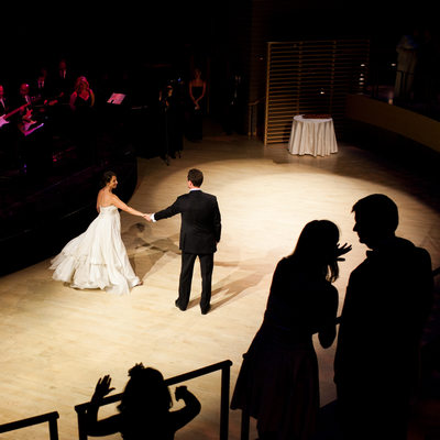 Jazz at Lincoln Center Wedding Pictures