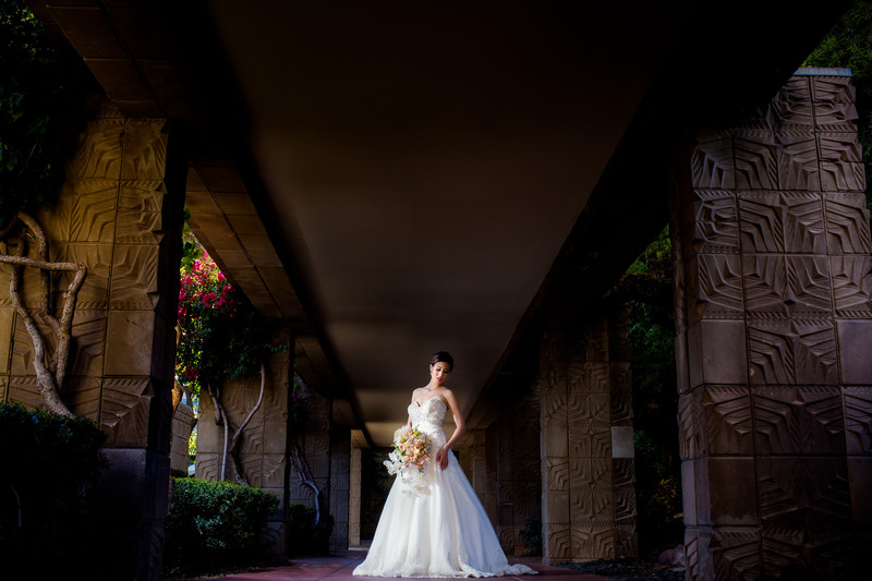 Wedding at the Biltmore - Scottsdale Wedding Photographers - Ben and Kelly Photography