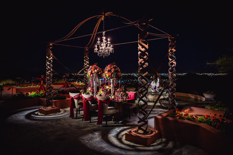 Best Phoenix Outdoor Wedding Reception Venues - Scottsdale