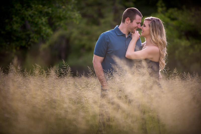 Sedona Engagement Photographer - Most Romantic Photo