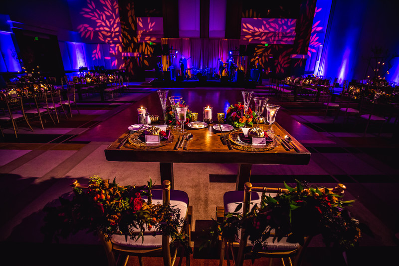 Luxury wedding at the Hyatt Regency Scottsdale