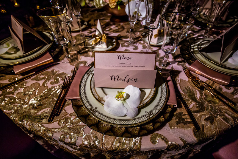 Luxury wedding decor - Chateau Luxe
