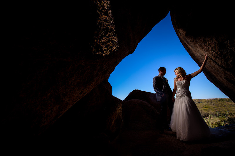 Boulders Resort Wedding in Scottsdale Arizona