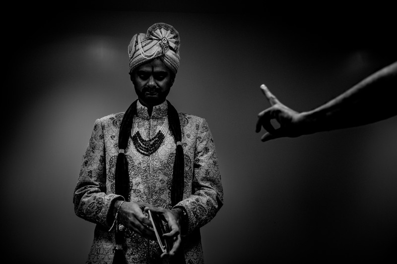 Fun Indian Wedding in Scottsdale Arizona