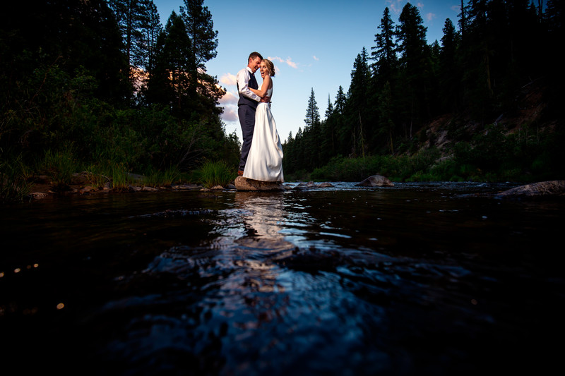 Lake Tahoe Wedding Photography - Destination Wedding