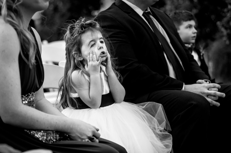 Playful wedding photography in Scottsdale Arizona