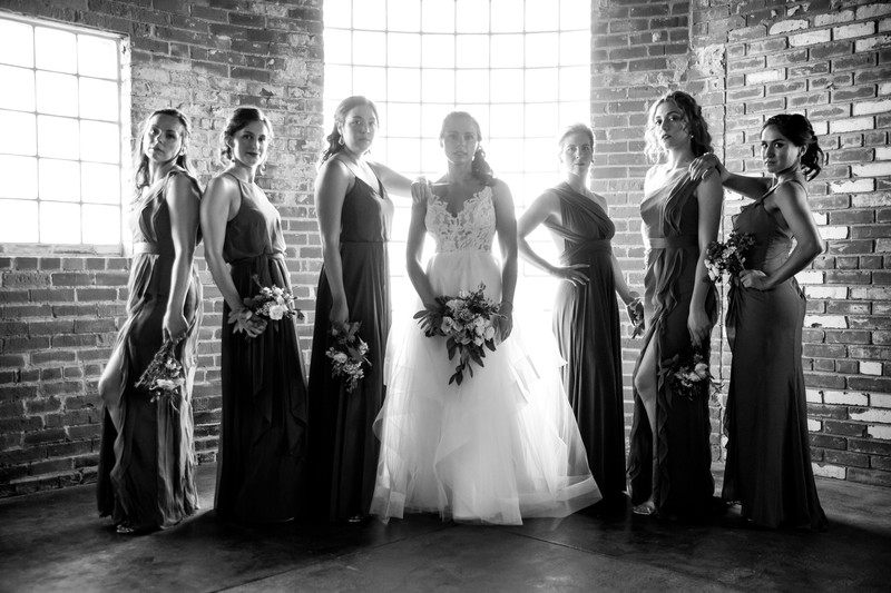 Bridesmaids Scottsdale Arizona