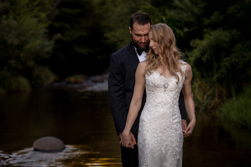Romantic Sedona Wedding at Lauberge