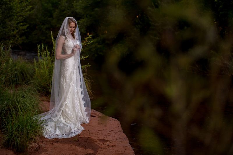 Sedona Bride Photography - Lauberge Sedona Wedding
