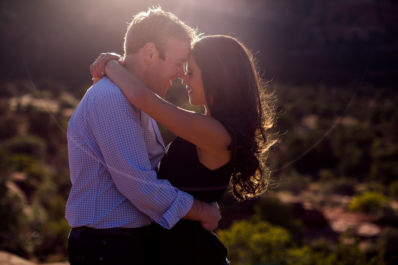 Sedona Engagement at Lauberge
