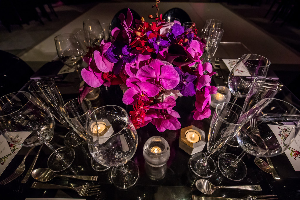Bright wedding floral in Scottsdale Arizona