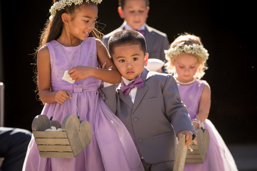 Scottsdale Wedding with kids