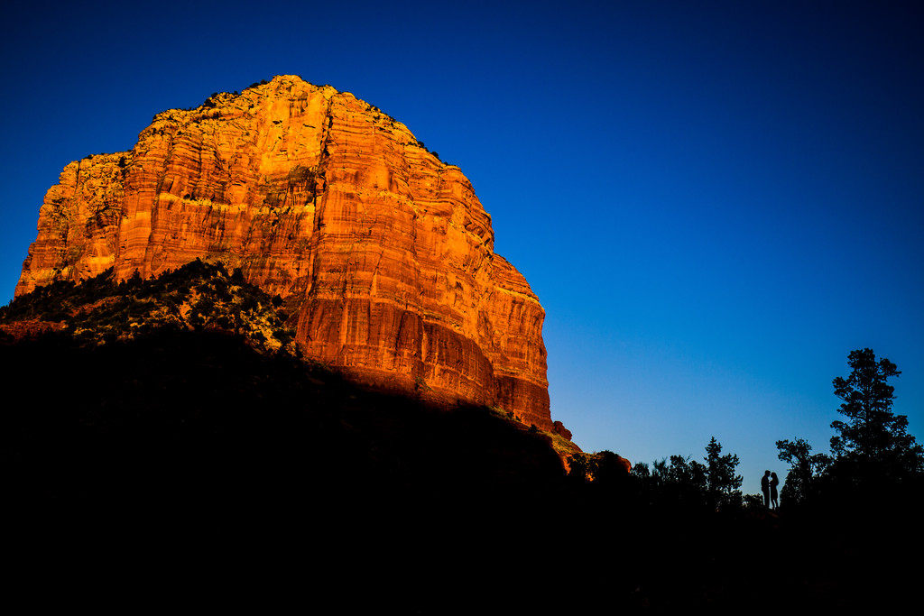 Best Sedona Engagement Photographer - Ben and Kelly