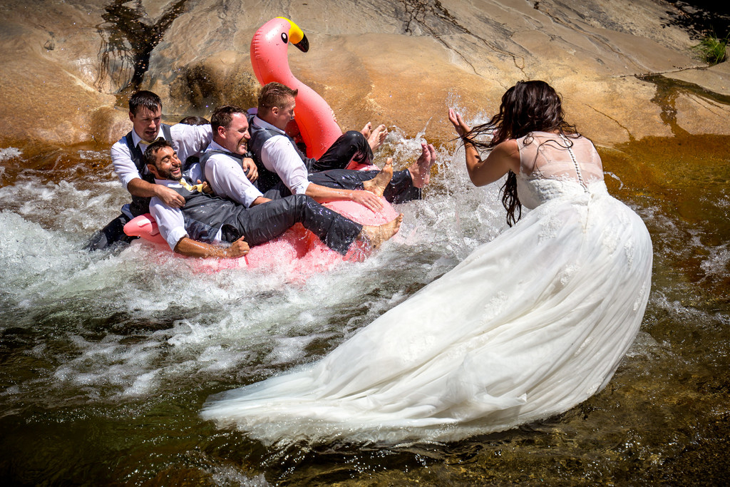 Fun Wedding Photography - Destination Wedding Photographers