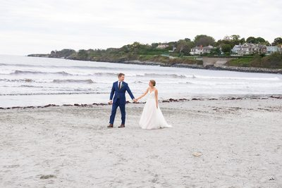 Weddings at The Chanler at Cliff Walk