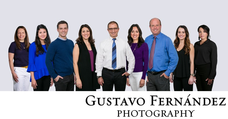 San Francisco Team Composite Photos