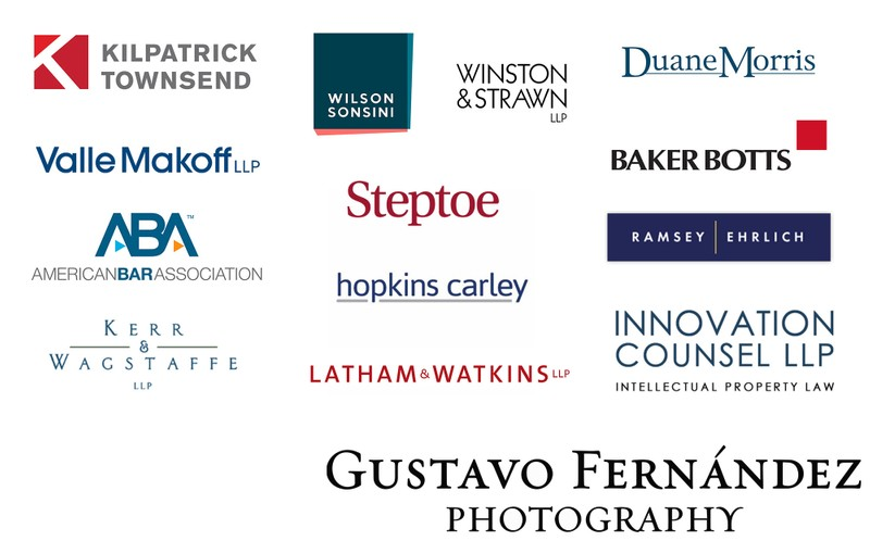 Attorney and Law Firm Photography Clients