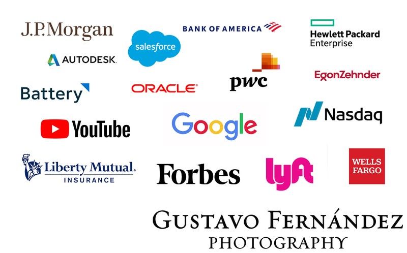 Top Clients of SF Photographer
