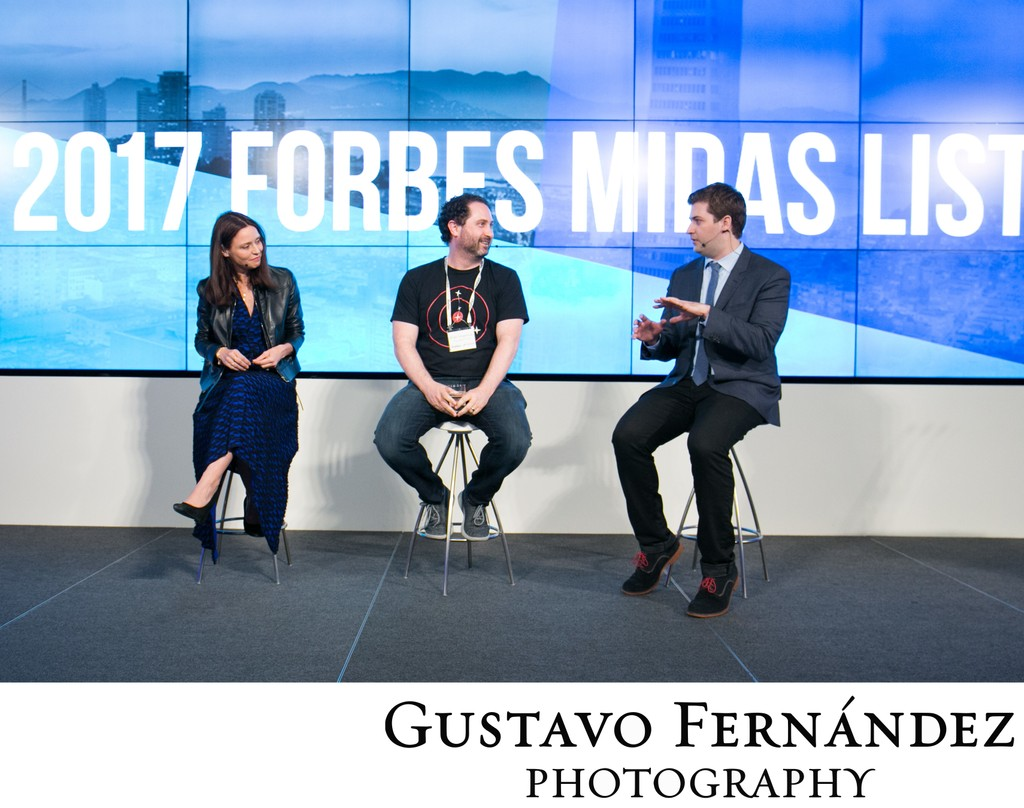 Forbes Event Photographer in SF