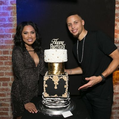 Steph Curry Birthday Event Photography