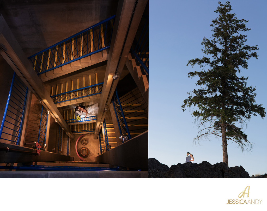 Kelowna Wedding Photographers - Home and Nature