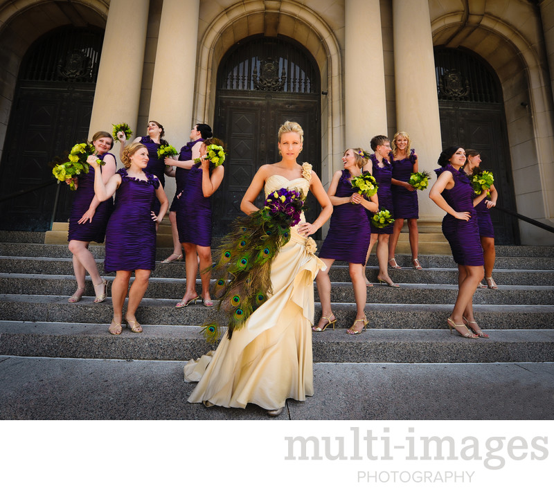 St. Cecilia's Cathedral Wedding